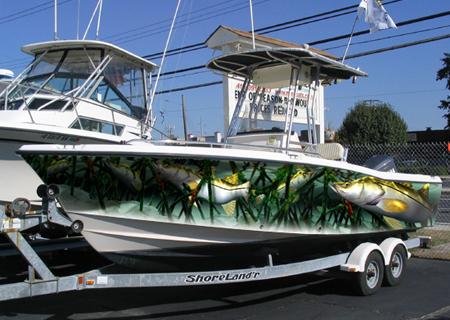 Reel Treasures Sportfishing Artwork Apparel And Novelties